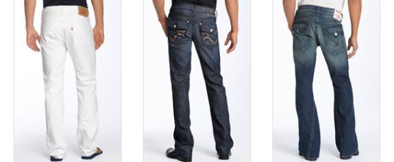 Moderne muške traperice
