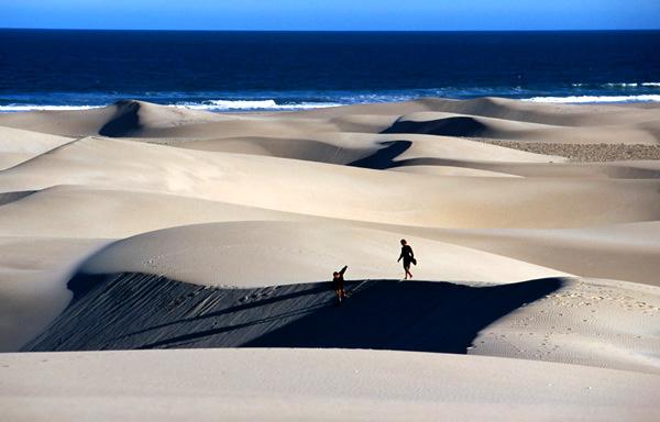 Najljepše plaže na svijetu - Jeffreys Bay, Južna Afrika