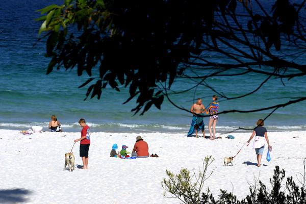 Najljepše plaže na svijetu - Hyams Beach - Jervis Bay, Australija