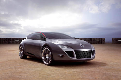 Renault Megane Coupe Koncept