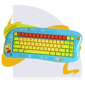 spongebob-keyboard