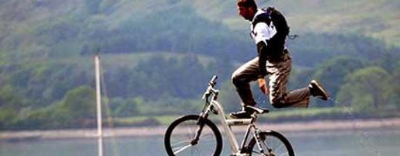 Muške torbe za bicikl
