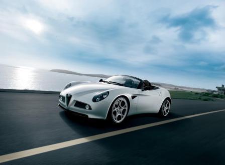 Alfa Romeo 8C Spider-3