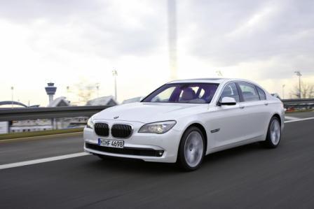 Auto  2010 BMW 760Li  - Novi V2010 BMW 760Li