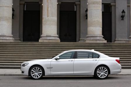 Auto  2010 BMW 760Li-2