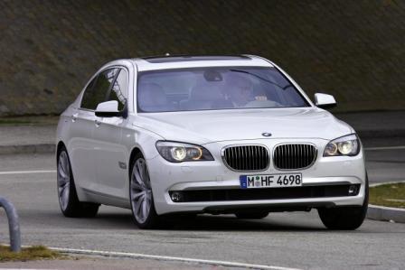 Auto  2010 BMW 760Li-4