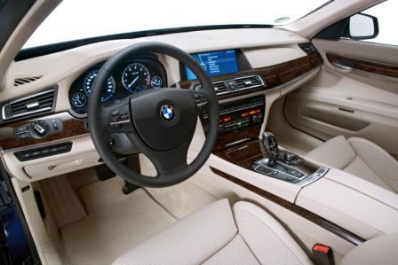 Auto  2010 BMW 760Li-5