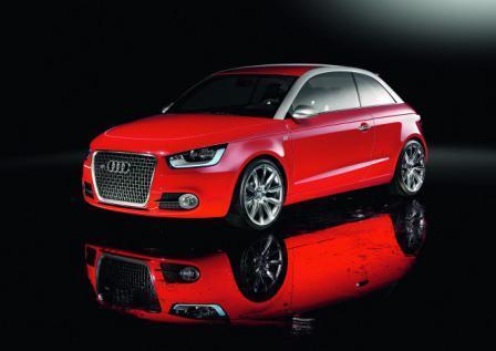 Auto Audi A1-1