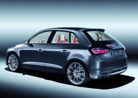 Auto Audi A1-3