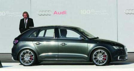 Auto Audi A1-4