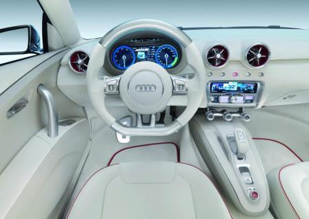 Auto Audi A1-5