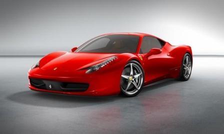 Auto  Ferrari 458 Italia-1