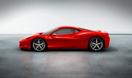 Auto  Ferrari 458 Italia-3