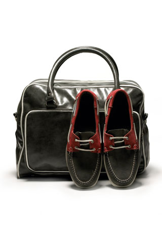 Fred Perry torba i cipele Sebago