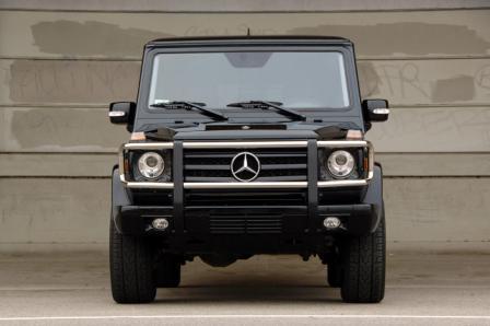 Auto Mercedes-Benz G550-3
