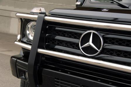 Auto Mercedes-Benz G550-5
