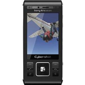 1. Sony Ericsson Cybershot C905