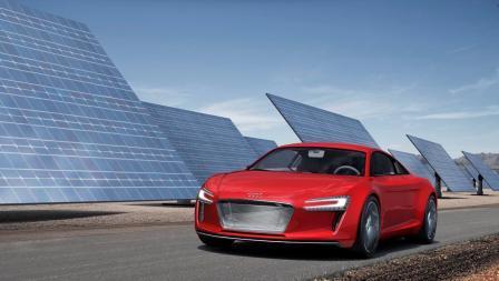 Auto Audi e-tron koncept-3