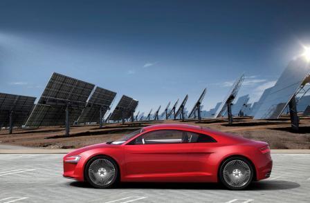 Auto Audi e-tron koncept-4