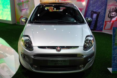 Auto Fiat Punto Evo – Novi Fiat Punto-3