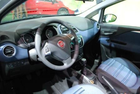 Auto Fiat Punto Evo – Novi Fiat Punto-5