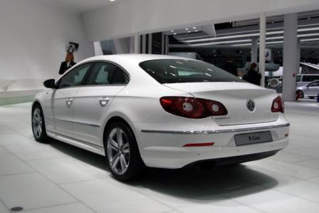 Auto Volkswagen CC R – novi Volkswagen CC R-3