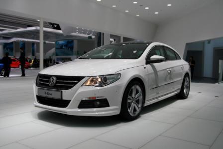 Auto Volkswagen CC R – novi Volkswagen CC R