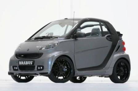 Brabus - Smart ForTwo Ultimate R