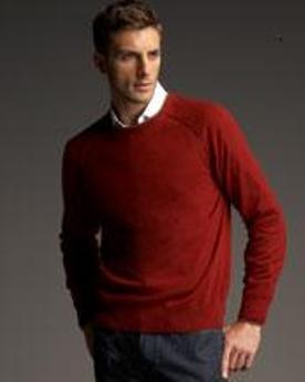 Crveni džemper