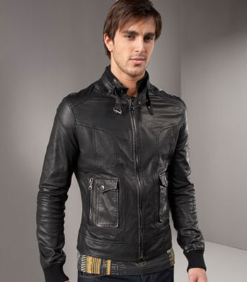 D&G muška kožna jakna