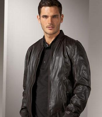 Diesel muška kožna jakna