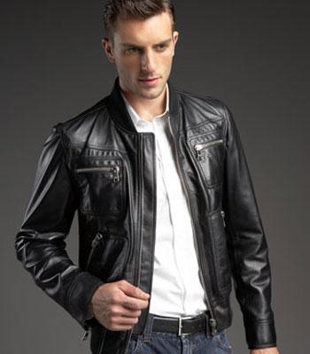 Dolce & Gabbana muška kožna jakna