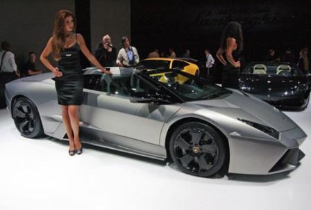 Lamborghini - Reventon Roadster-1
