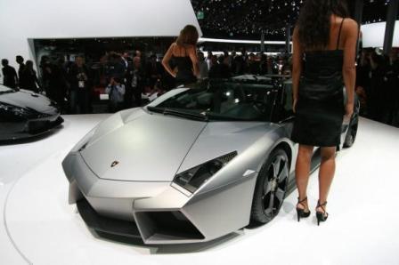 Lamborghini - Reventon Roadster-2