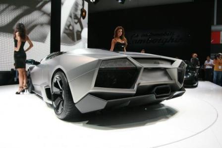 Lamborghini - Reventon Roadster-5