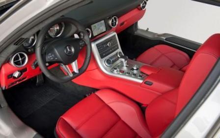 Mercedes Benz - 2010 SLS AMG-6