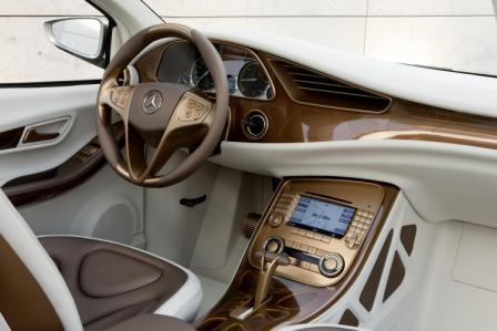 Mercedes-Benz hibridni auto-6