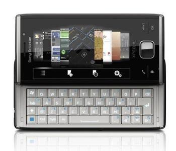 Mobitel Sony Xperia X2