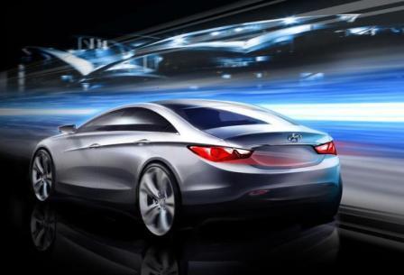 Nova Hyundai Sonata-2