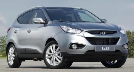 Novi auto Hyundai ix35 - Tucson-1