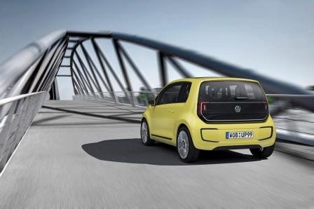 Volkswagen E-Up!-4