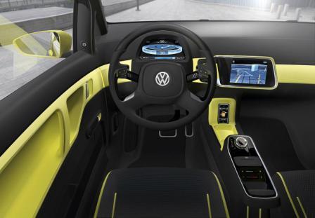 Volkswagen E-Up!-5