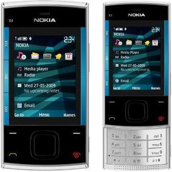 mobitel-nokia-X3