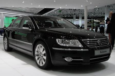 2010 Volkswagen Phaeton -1