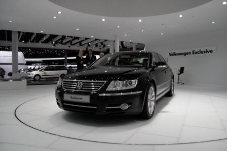 2010 Volkswagen Phaeton -2
