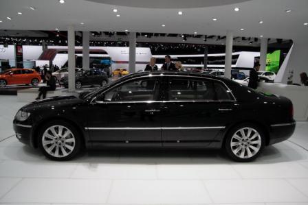 2010 Volkswagen Phaeton -3