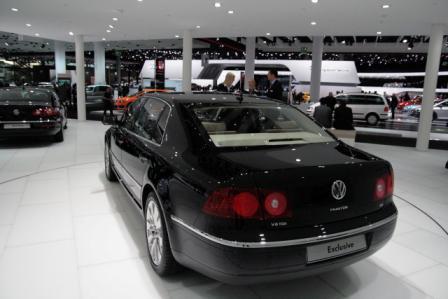 2010 Volkswagen Phaeton -4