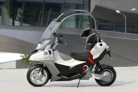 BMW elektricni skuter-3