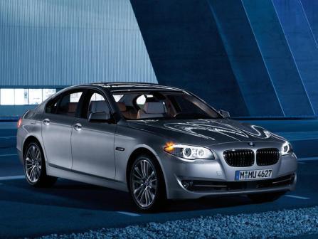 novi auto BMW 5-1