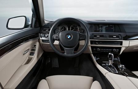 novi auto BMW 5-5